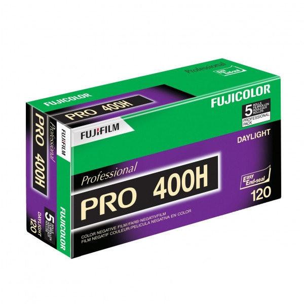Фотопленка FUJI Color Pro 400H 120
