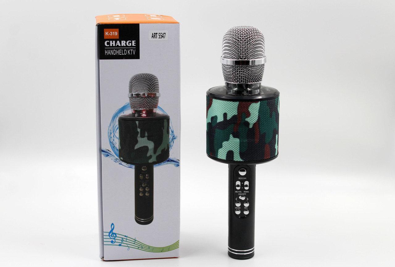 🔥 Микрофон DM Karaoke UBL K319