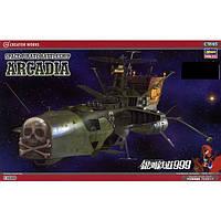 1/1500 Space Pirate Battleship Arcadia (Hasegawa) Аркадия сборная модель