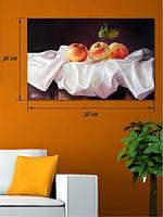 Фотографическая картина «Молодильные яблочки»