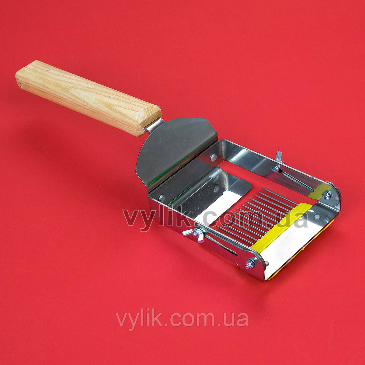 Вилка культиватор (аналог Культиватор Кузина), для распечатки сот