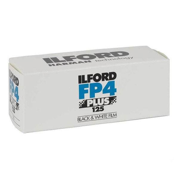 Фотопленка ILFORD FP4 Plus 125 120