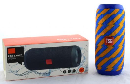 🔥 Мобильная колонка SPS JBL TG117 Bluetooth водонепроницаемая в стиле