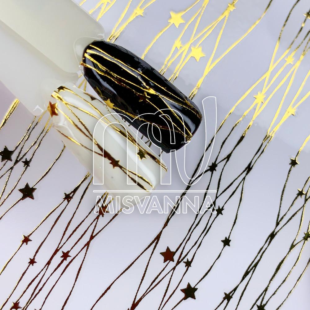 Гнучка стрічка для декору Z-D2989, золото