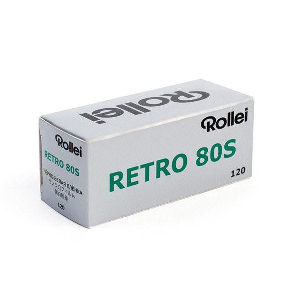 Фотопленка Rollei Retro 80S -120