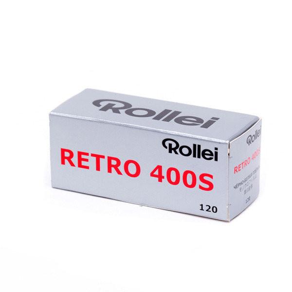 Фотопленка Rollei Retro 400S -120