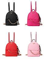 Рюкзак женский городской / спортивный сумка Victoria s Secret (Виктория Сикрет) VS36