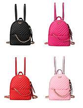 Рюкзак жіночий міський / спортивний сумка Victoria s Secret (Вікторія Сікрет) VS36