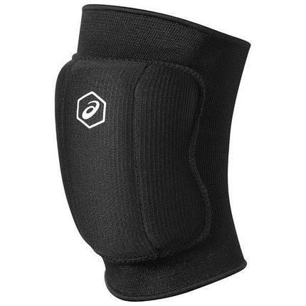 Наколенники волейбольние Asics Basic Kneepad 146814-0904 Черный Размер XL (8718837132406), фото 2