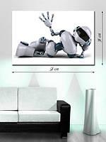 «Робот на отдыхе»
