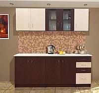 Кухня Венера 2м Венге