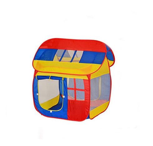 """Палатка игровая """"Домик"""" 905M (М 0508) в сумке, размер 110*92*114 см"""