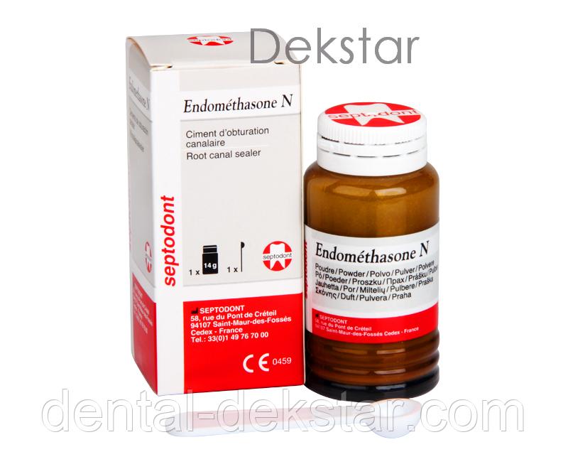 Endomethasone N (ендометазон N) - порошок 14 р, Septodont