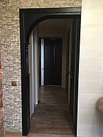 Межкомнатная арка полуарка
