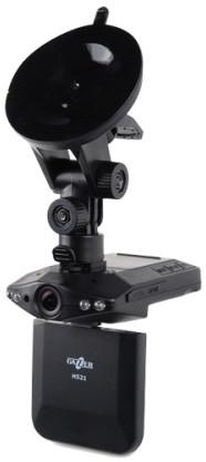 Автомобильный видеорегистратор GAZER H521 (на складе )