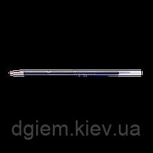 Стержень масляный 107мм синий