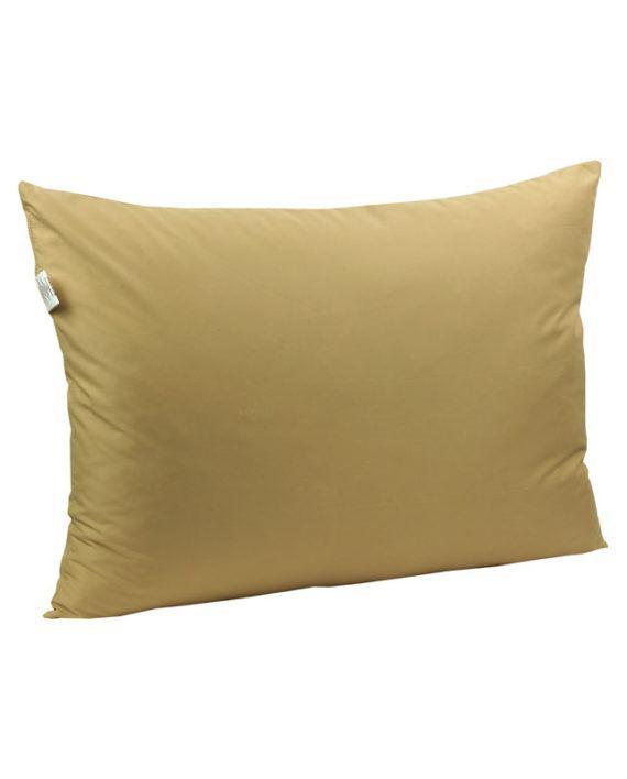 Подушка 50х70 силиконовая Бежевый