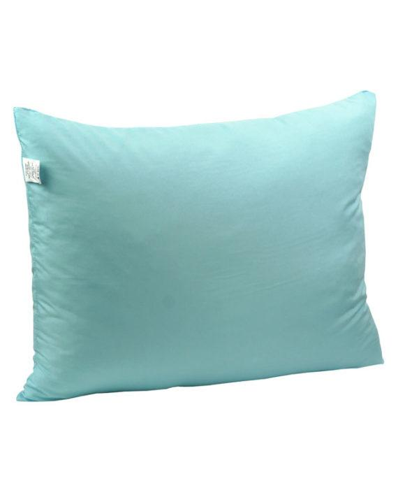 Подушка 50х70 силиконовая Голубой