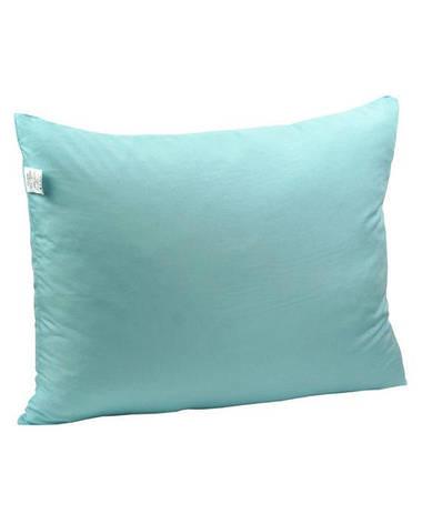 Подушка 50х70 силиконовая Голубой, фото 2
