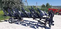 Плуг Moro Aratri Steep 5 корпусів та транспортний візок, навісний, фото 1
