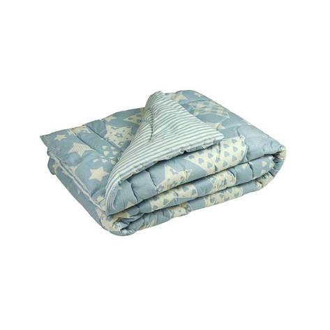 "Одеяло 200х220 шерстяное ""Сиреневый"", фото 2"