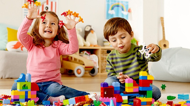 Детские игрушки из Европы и Америки