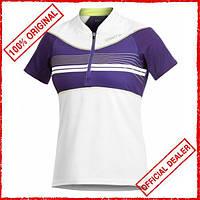 Футболка женская Craft Active Bike Loosefit белая 1901942-2900