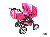 Детская коляска Rover 74/16, Trans Baby