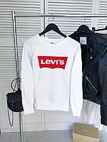 Хайповый свитшот в стиле LEVI`S