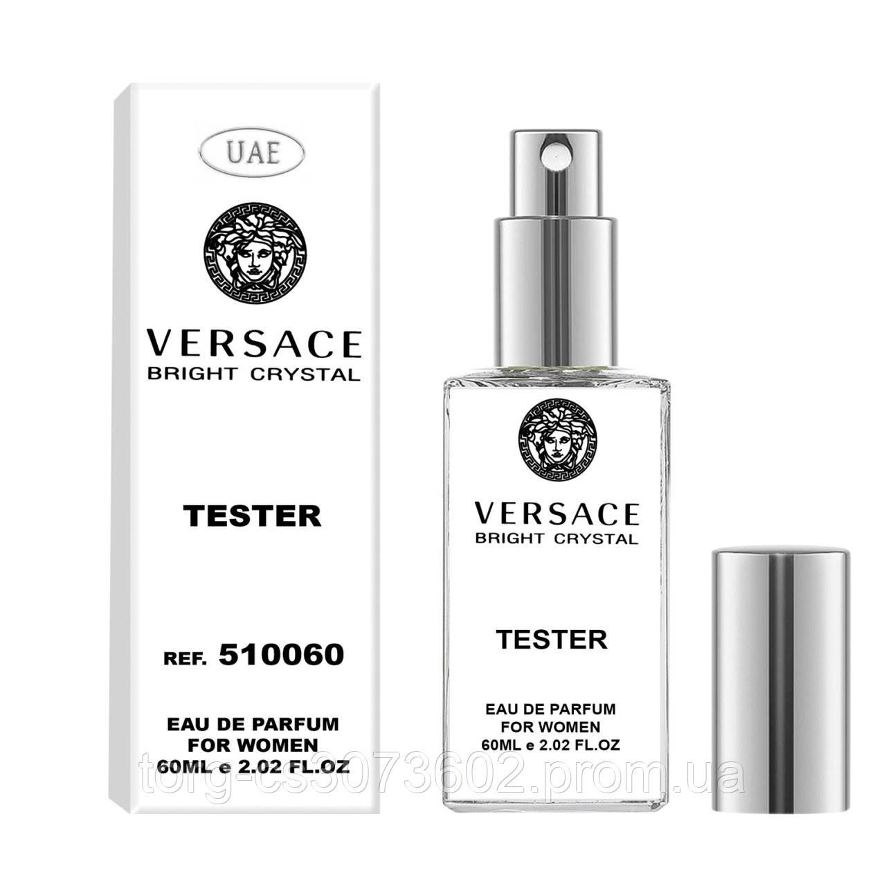 Тестер женский  UAE Versace Bright Crystal, 60 мл.