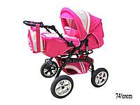 Детская коляска Rover 74/crem, Trans Baby
