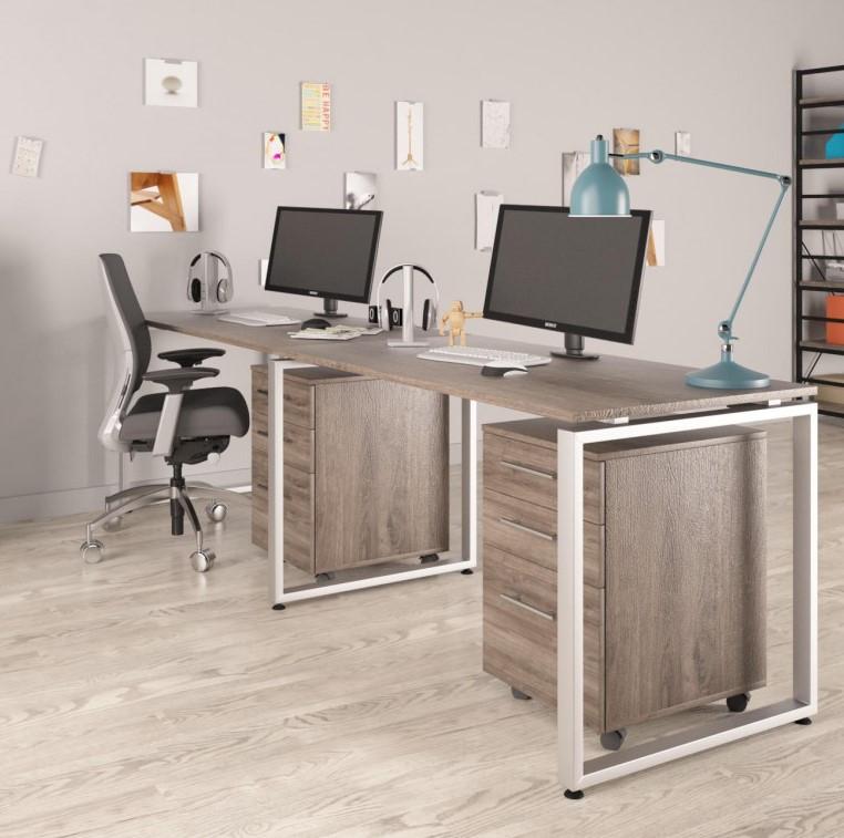 Двойной письменный стол Q-135-2