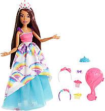 Барби принцесса 43 см Длинные волосы Дримпопия