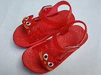 Детские босоножки для девочки 28 р 18 см