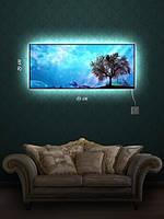 Картина с подсветкой 29х69 «Древо жизни»