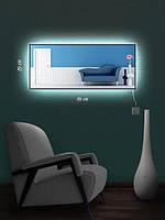 Картина с подсветкой 29х69 «Домашний уют»
