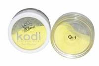 Цветной акрил «Kodi» 4,5 г. G — 1