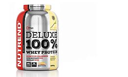 Протеин Deluxe 100% Whey Protein 2250 гр