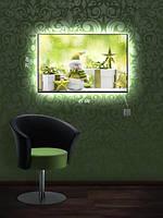 Картина с подсветкой 29х45 «Праздничное настроение»