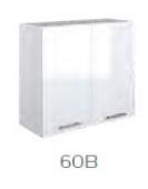 Бьянка 600 В глянец белый (Миромарк)