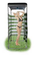Каркас под летний душ для дачи, сборно-разборного типа