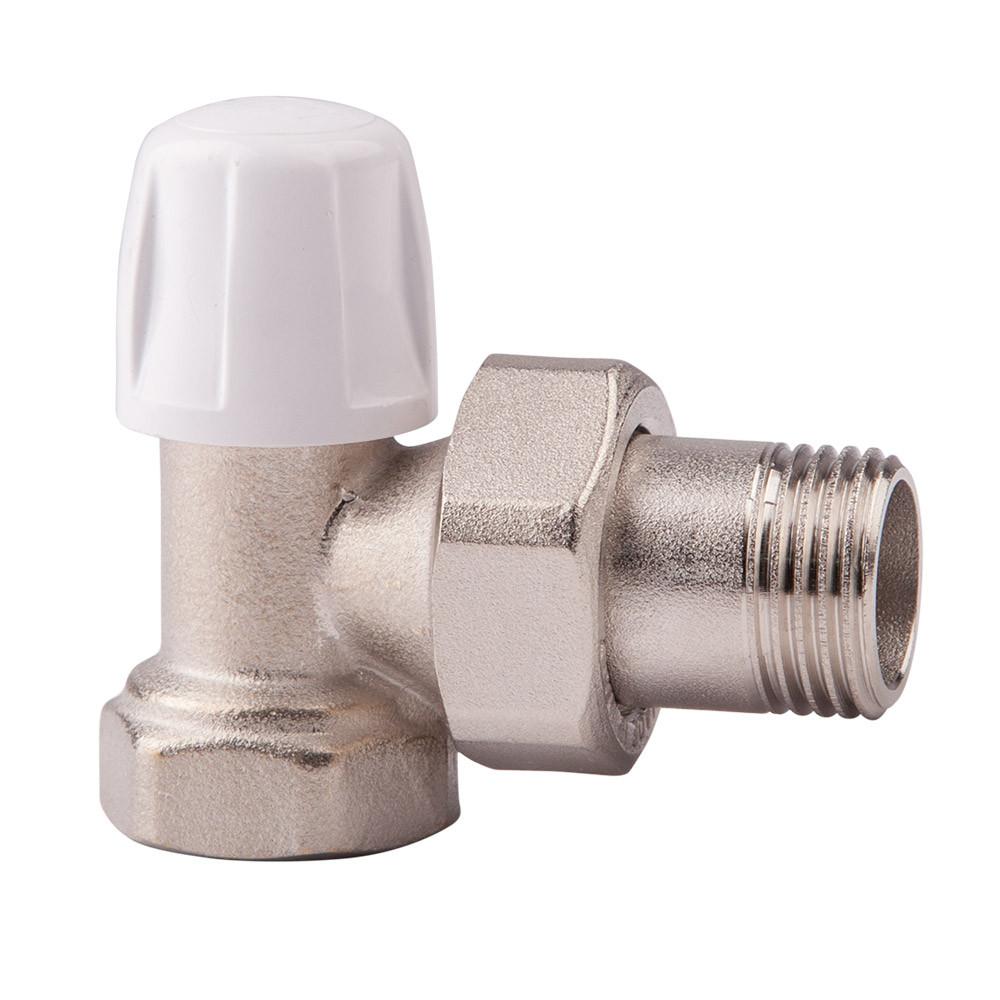 Угловой нижний вентиль 3/4 ICMA 805 (Италия)