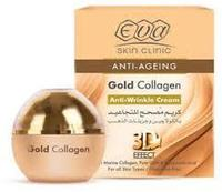 Anti-Ageing gold Collagen 3D-крем от морщин Ева коллаген Египет