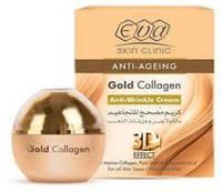 Anti-Ageing gold Collagen  3D-крем от морщин Ева коллаген Египет