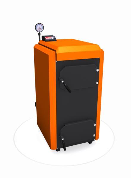Пиролизные котлы КОТэко Unika 15 кВт (Украина)
