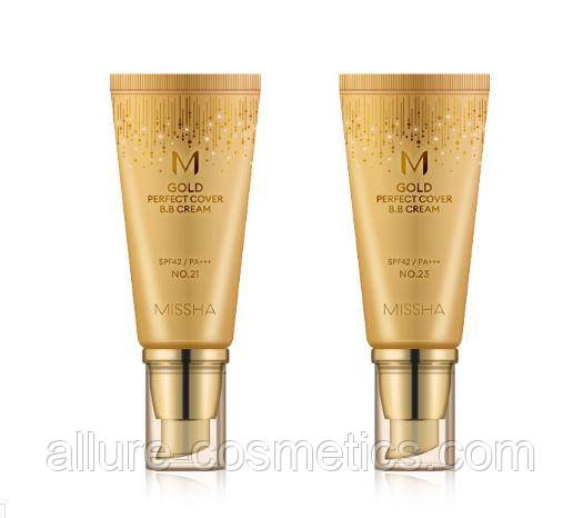ББ крем Missha M Gold  Perfect Cover BB Cream 50мл