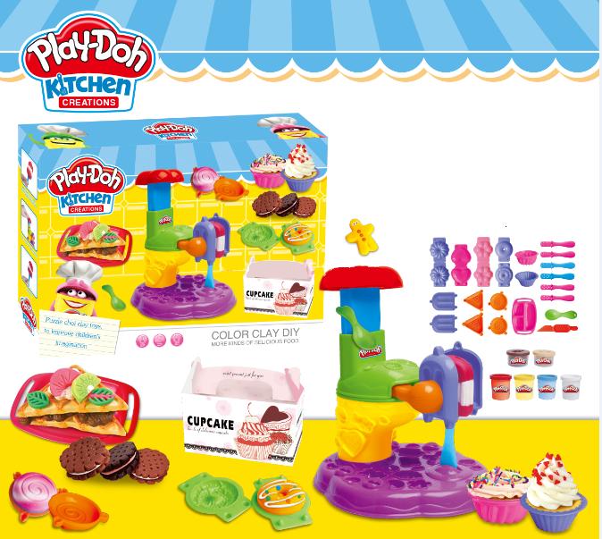 Игровой набор пластилин Play-Doh Кухня   scn
