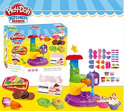 Игровой набор пластилин Play-Doh Кухня sct sct