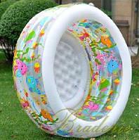 Детский надувной бассейн Intex 58480 Аквариум (152*56)