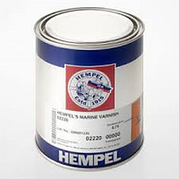 Hempel's Marine Varnish 02220